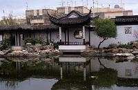 Chiński ogród